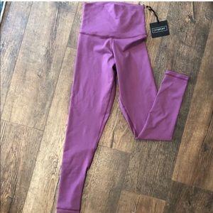 DYI Take Control leggings in Dark Crocus